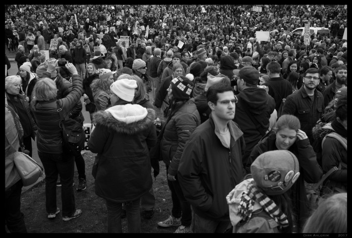 Leica M240 at 'Women's March' in Boston 2017