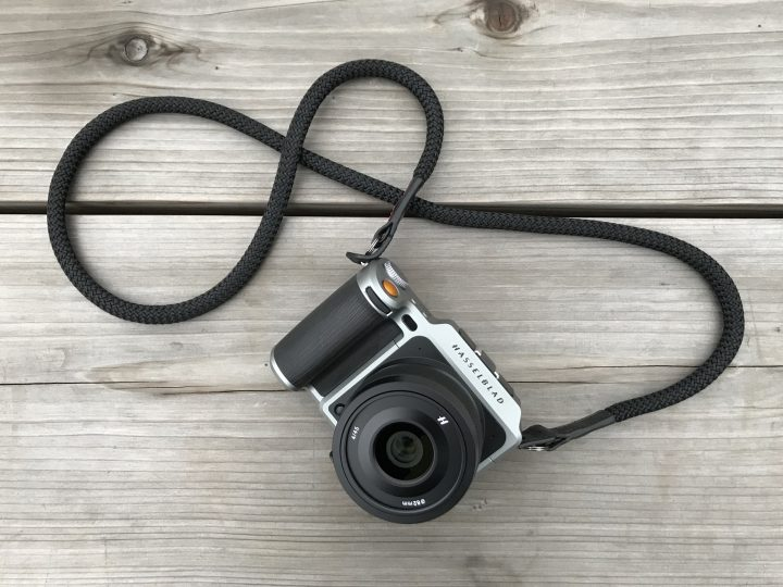 Hasselblad 45P lens review. What a great, weird little thing.