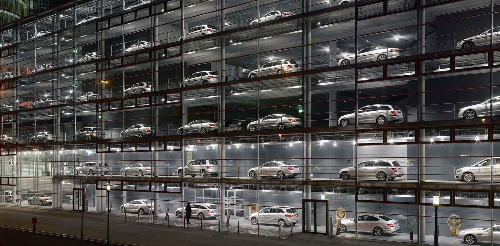 Car Dealer, Munich Germany