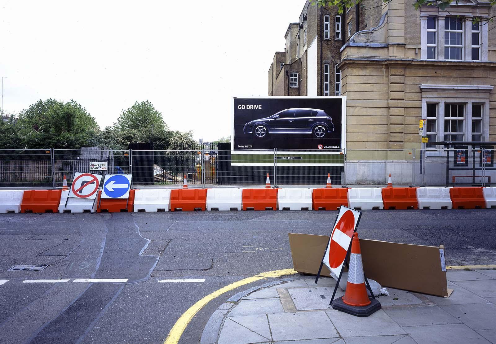 Go Drive, London UK