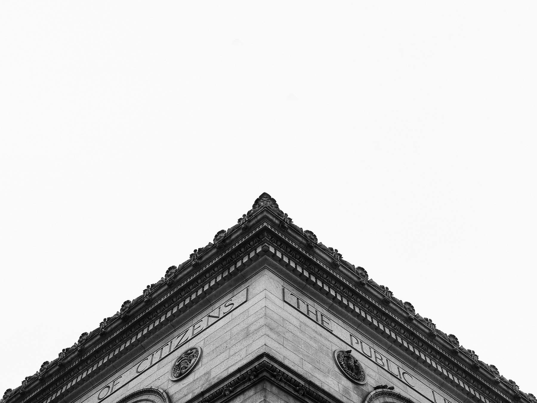 Boston Public Library, Boston USA