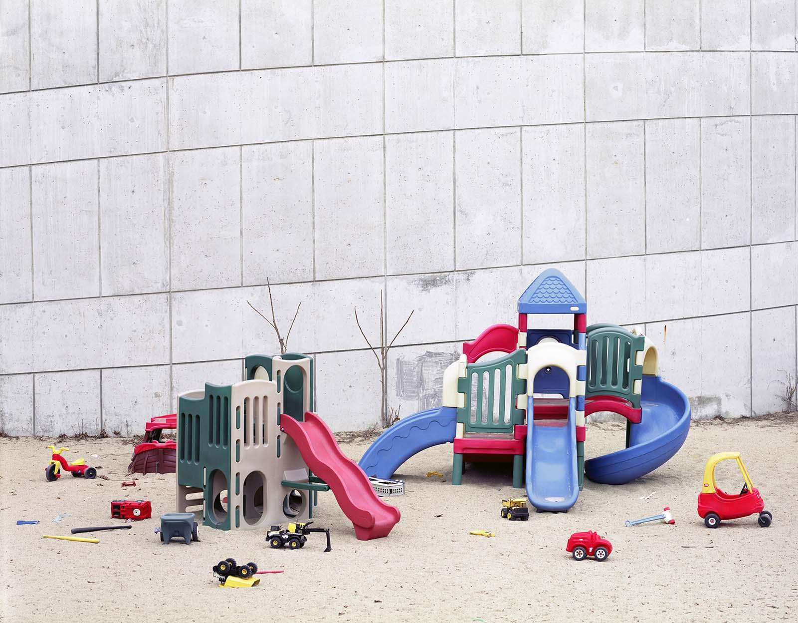Alewife Playground, Cambridge USA