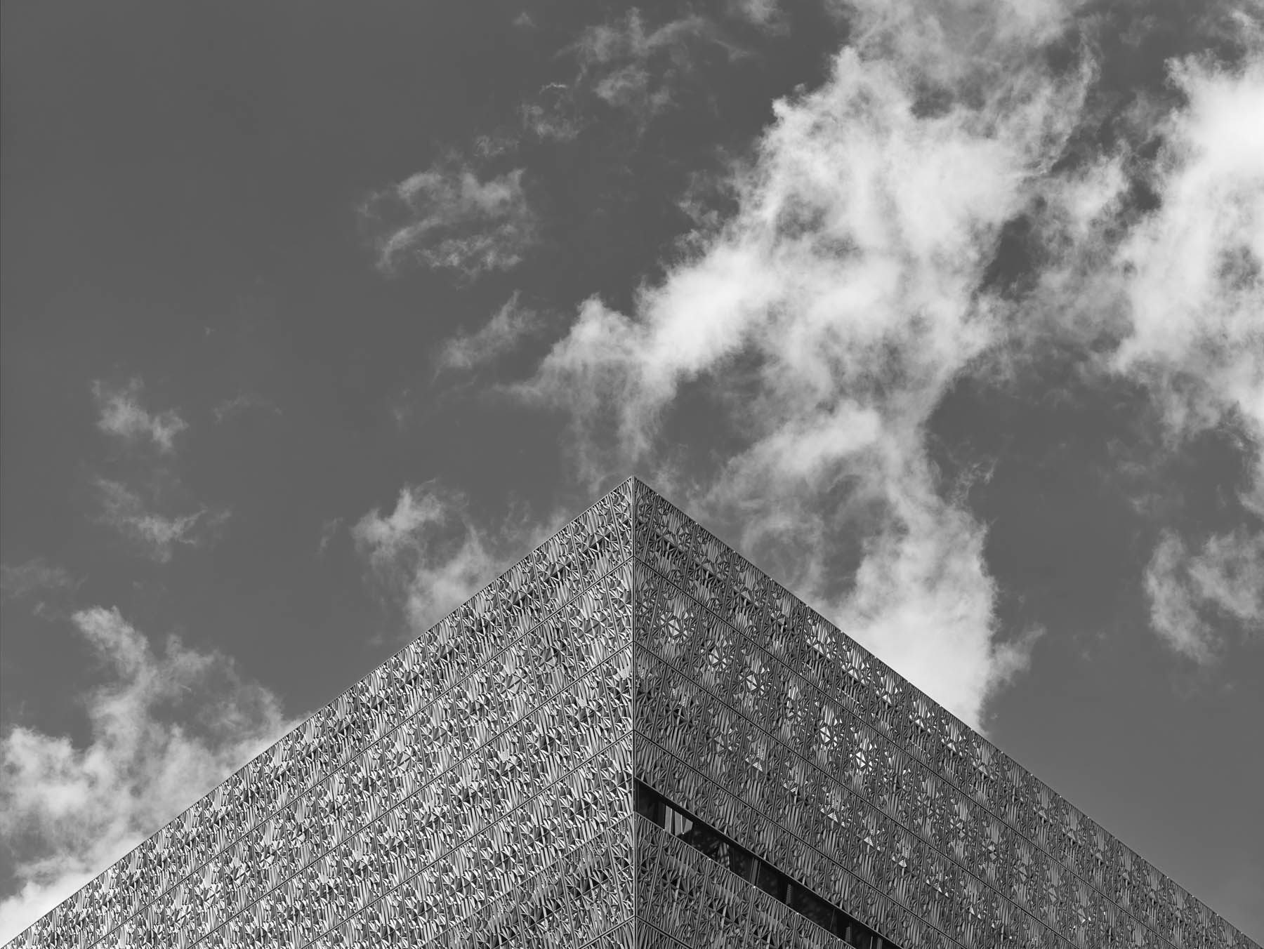 National Museum of African American History and Culture - Smithsonian, Washington DC