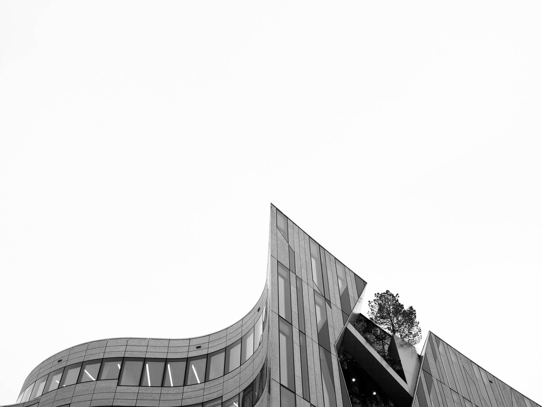 Kö-Bogen Düsseldorf, Germany
