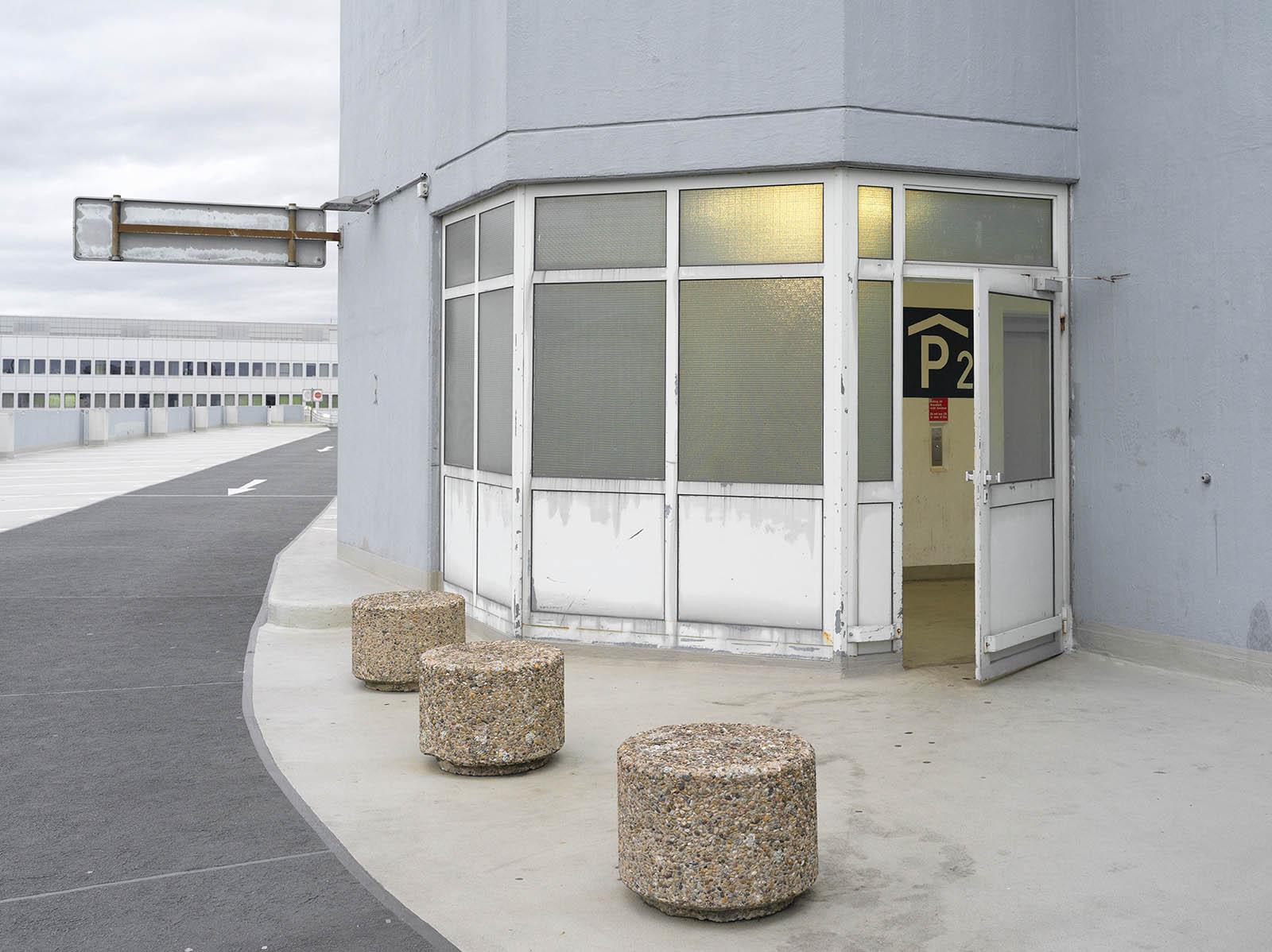 Düsseldorf Parking Garage