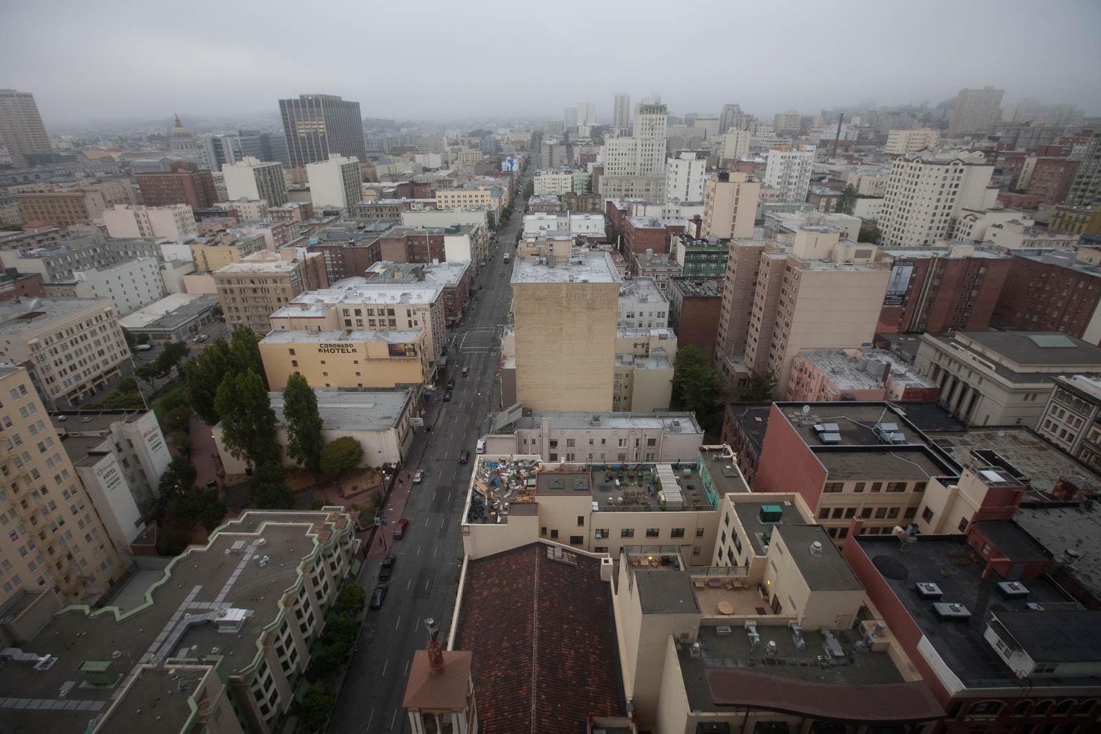 Room 2483, Hilton San Francisco, USA