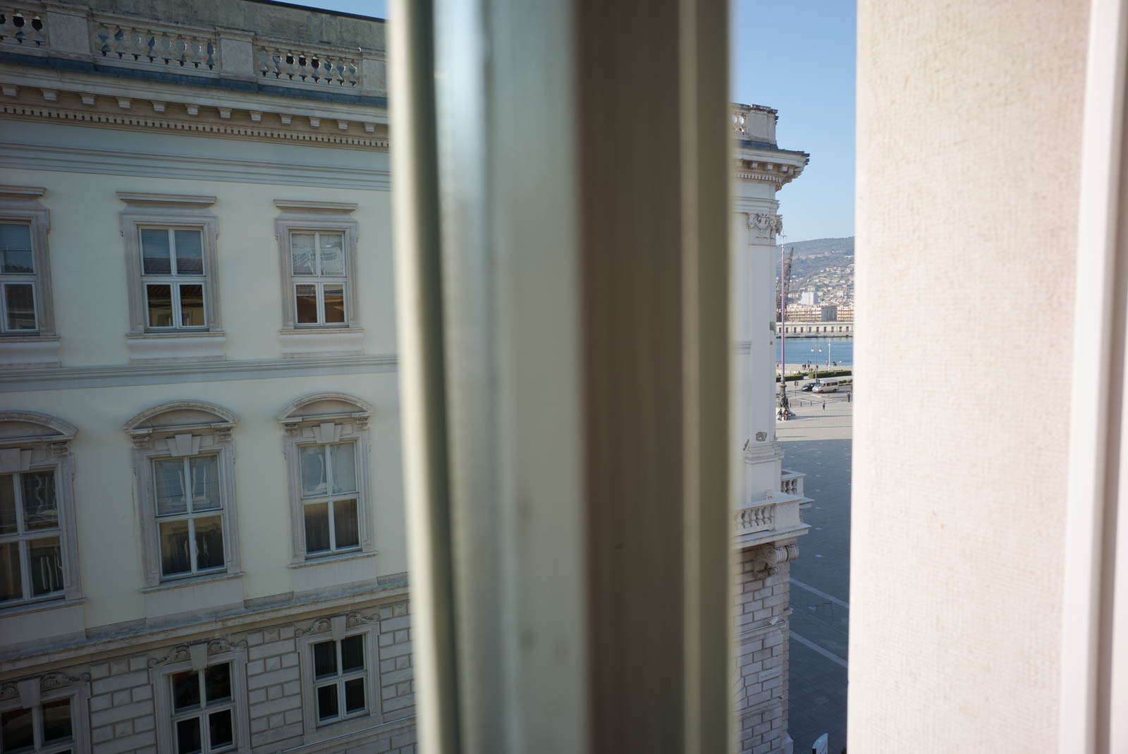 Room 406, Grand Hotel, Trieste, Italy
