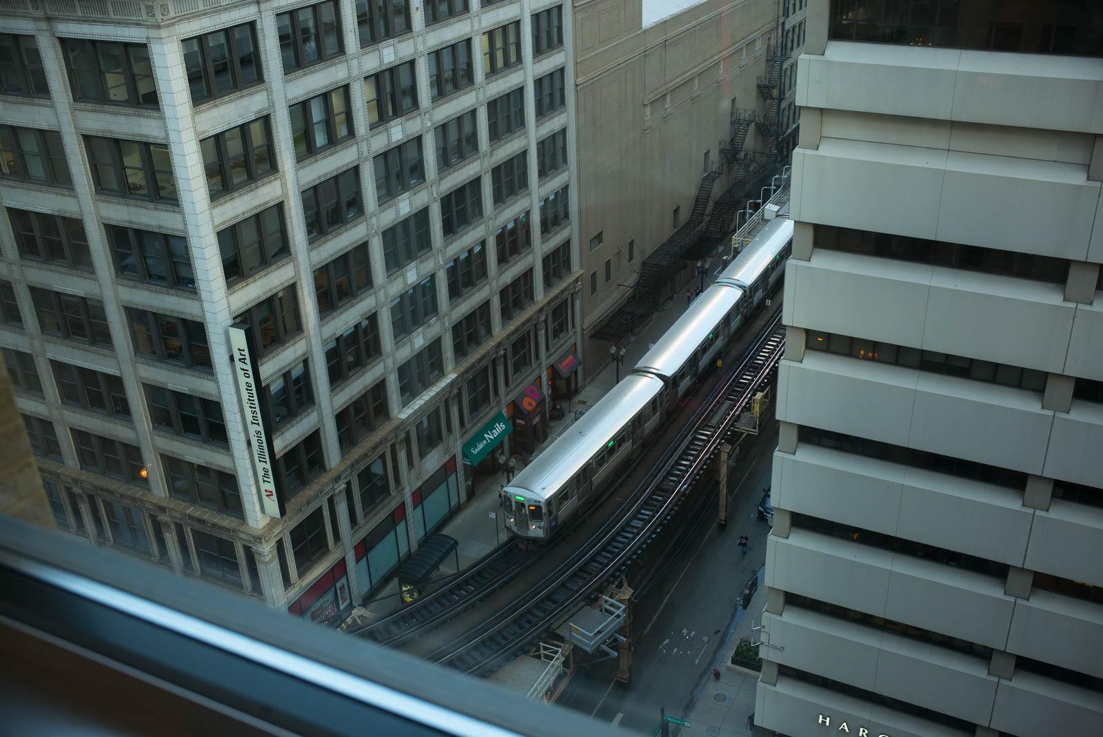 Unknown, W Hotel, Chicago