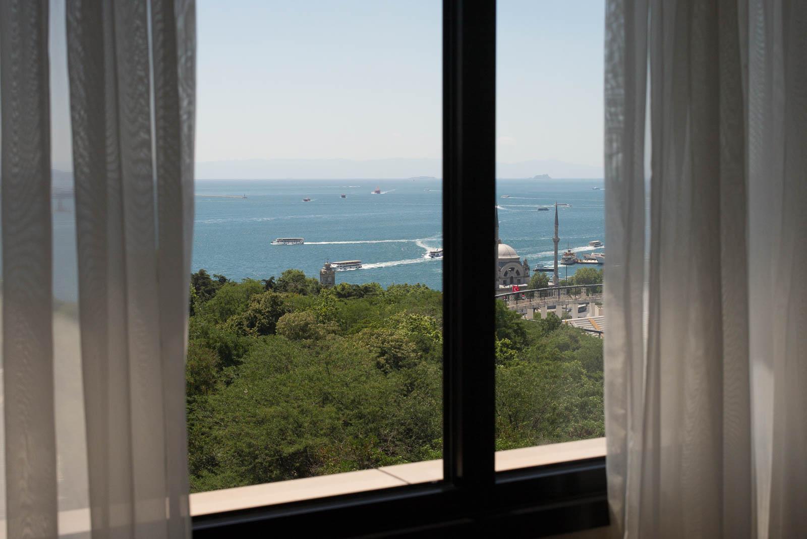 Room 612, Hilton Istanbul, Turkey