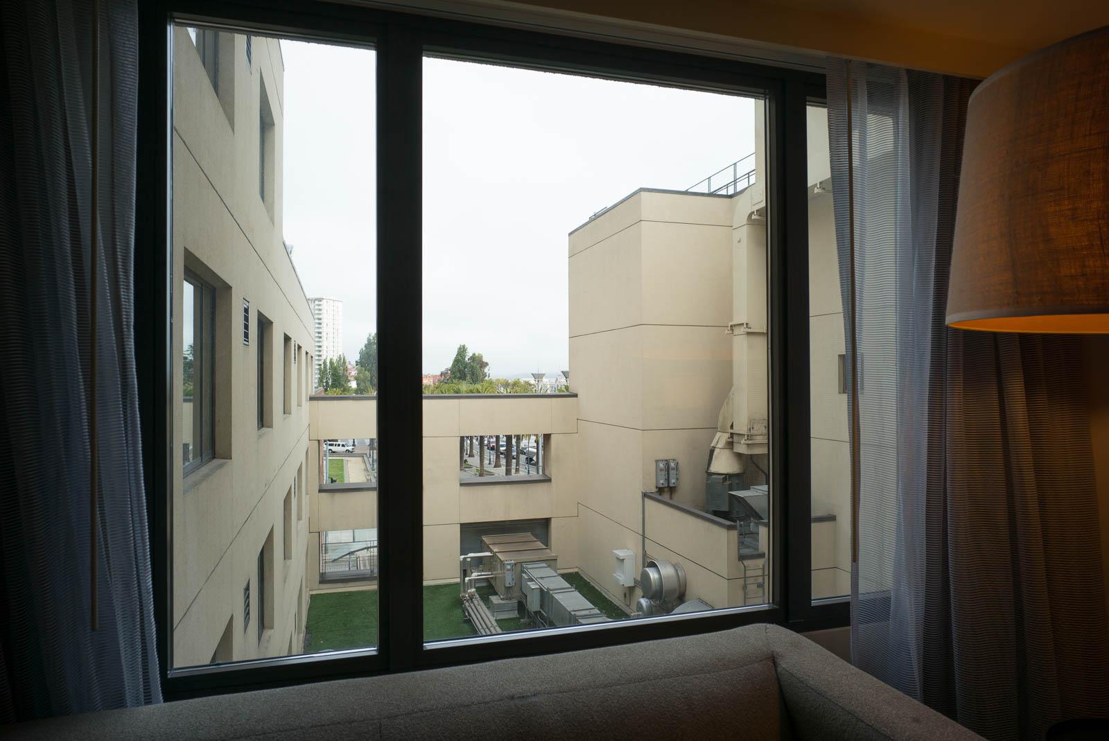 Room 523, Hotel Vitale, San Francisco