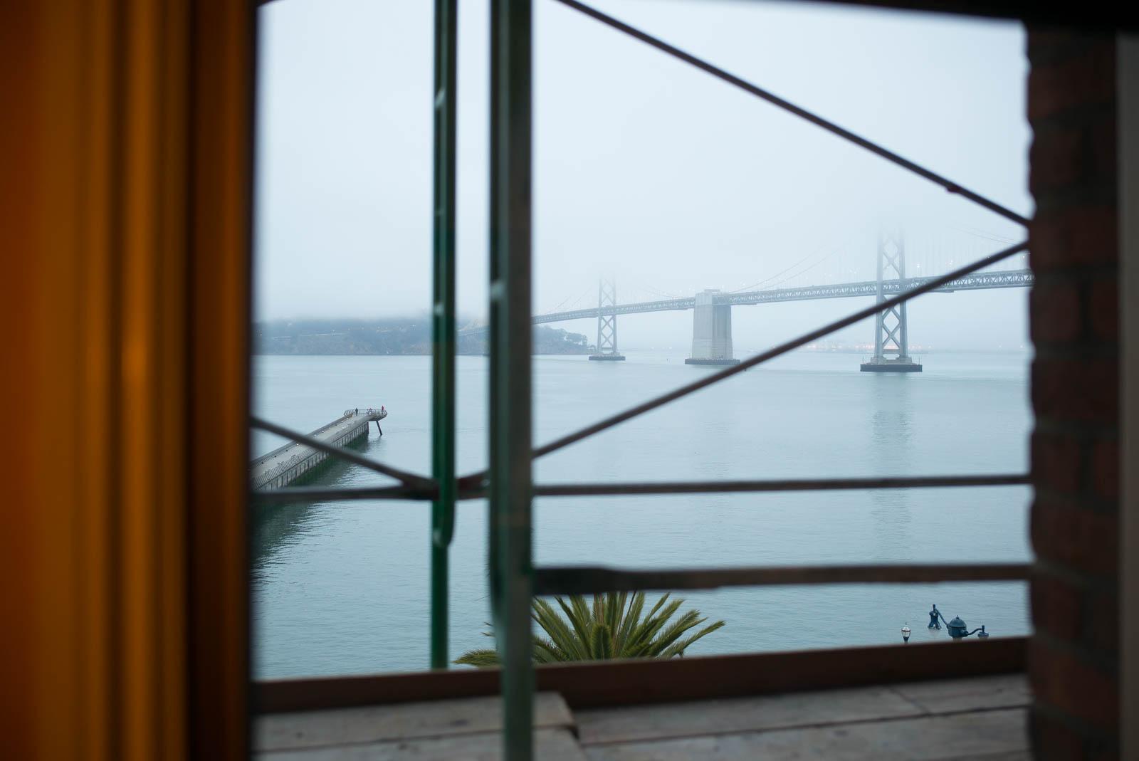 Room 518, Harbor Court Hotel, San Francisco