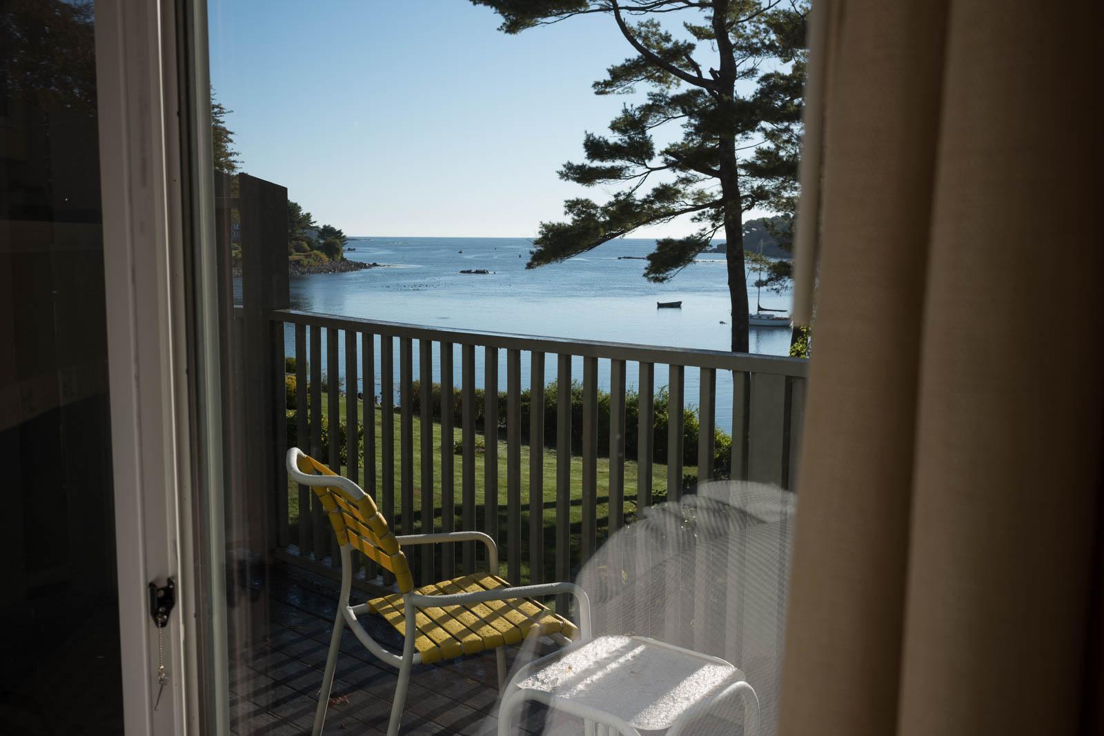 Room 23, Hotel Dockside Guest Quarters, York Maine