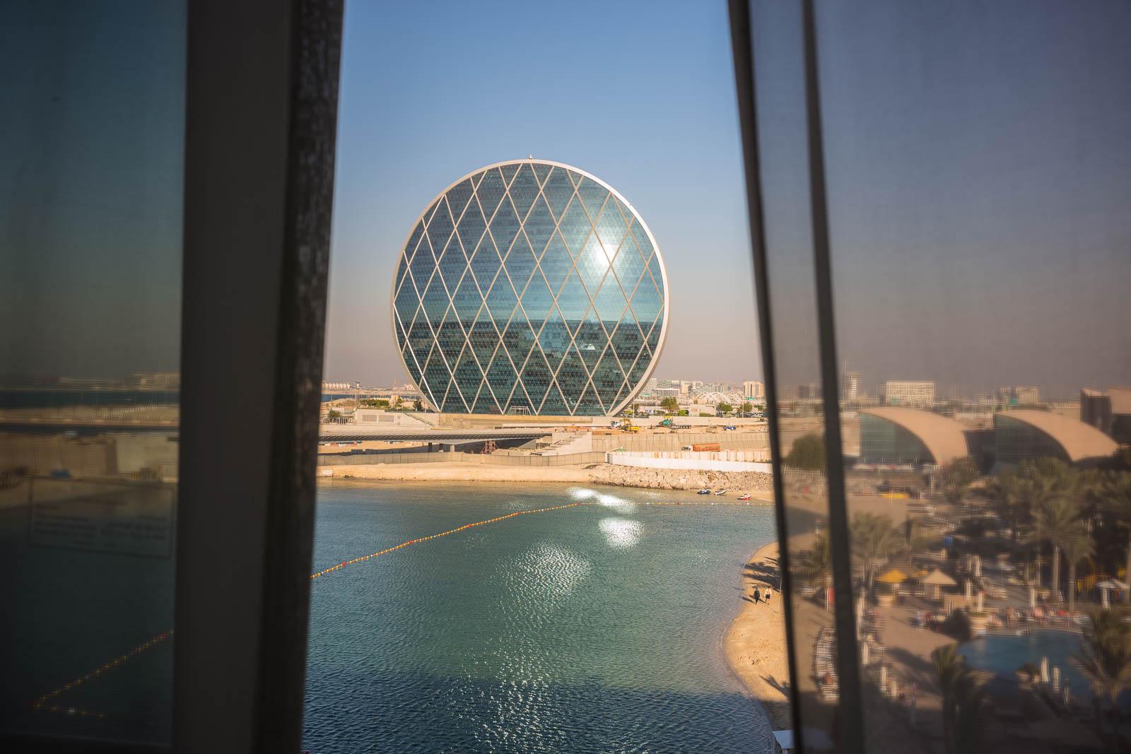 Room 443, Al Raha Beach Resort, Abu Dhabi