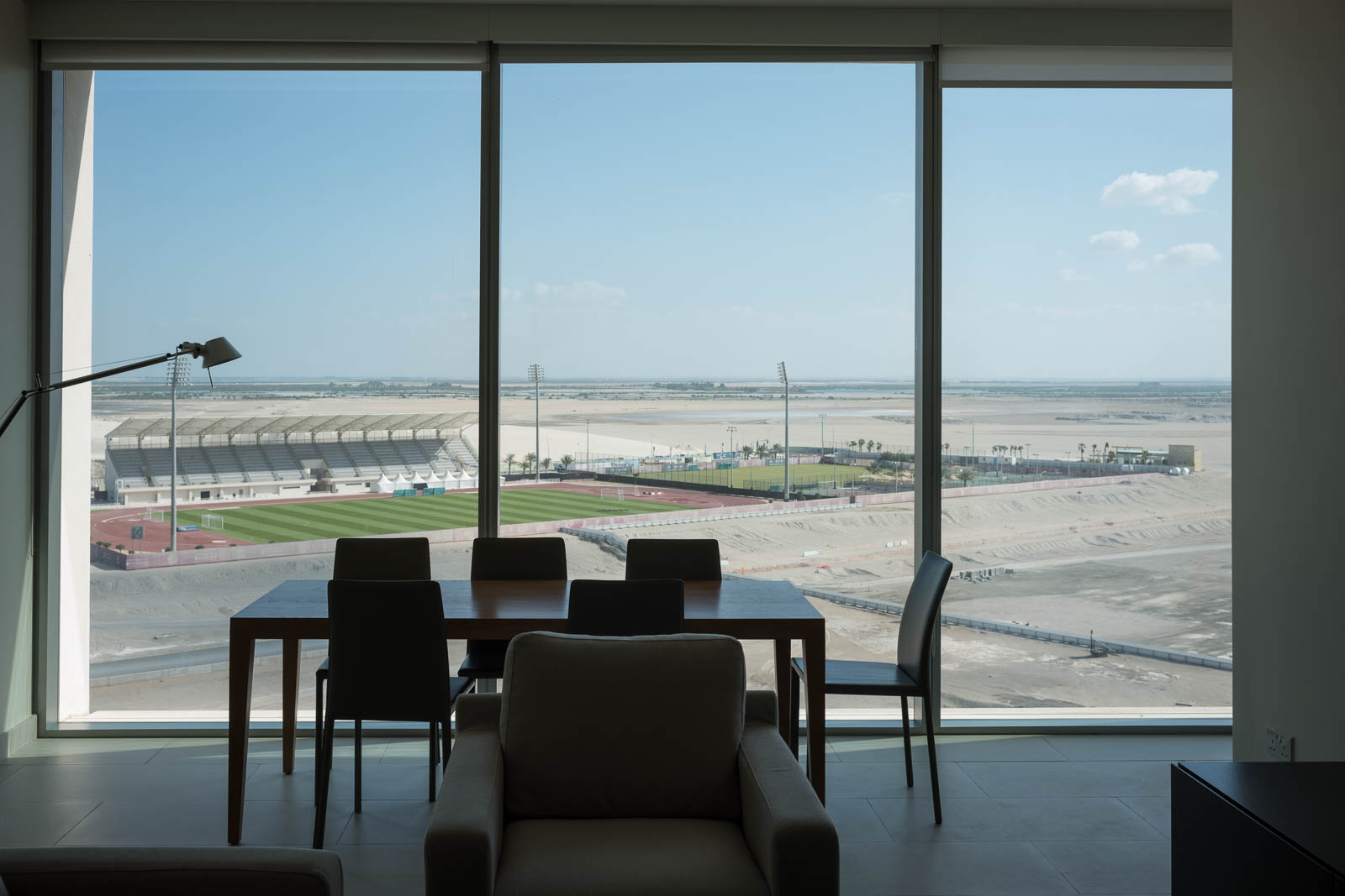 Room 711, NYU, Abu Dhabi