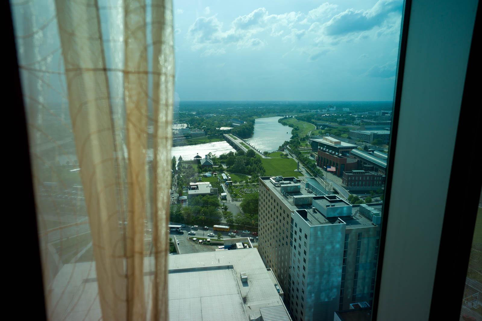 Room 2536, JW Marriott, Indianpolis