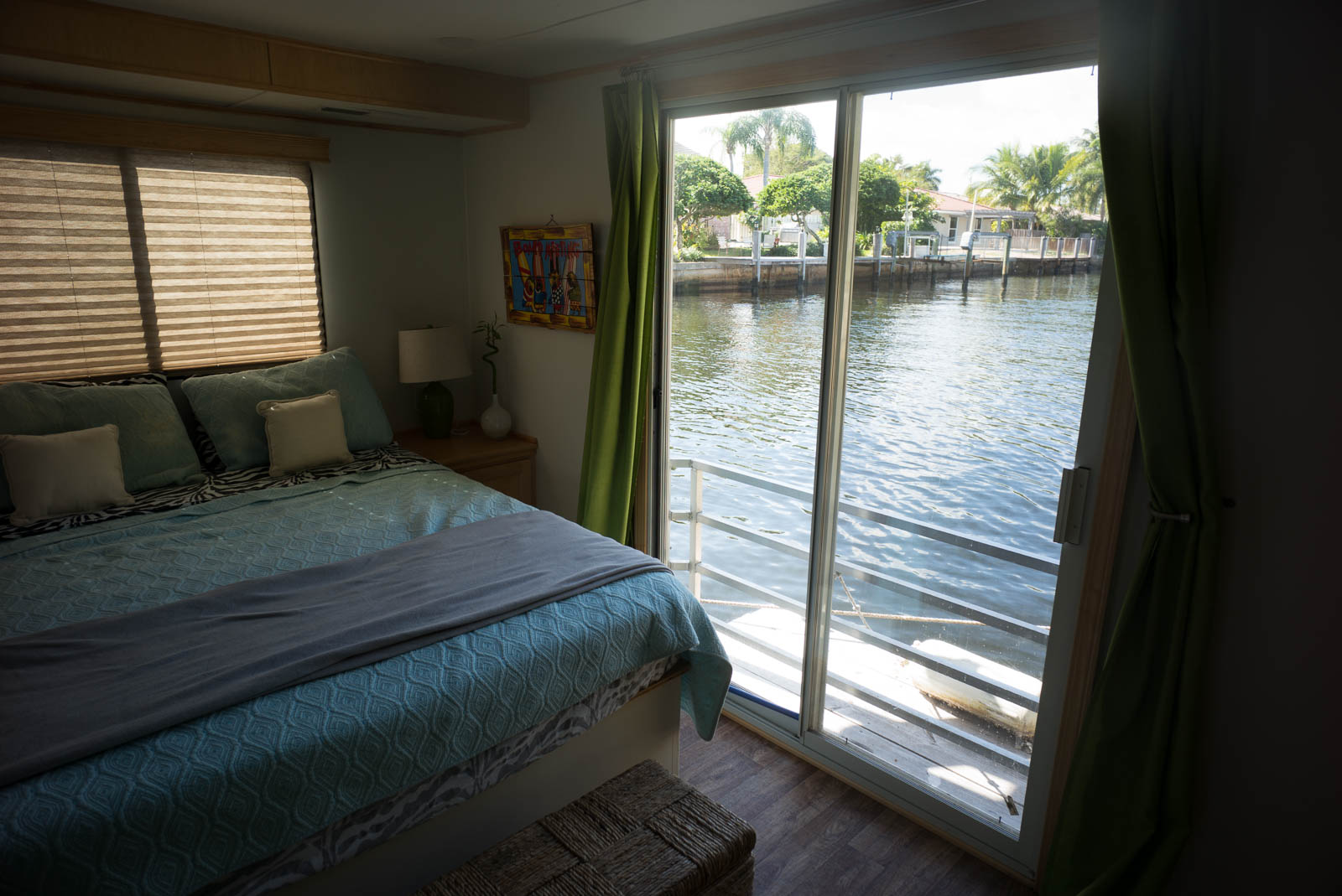 House Boat, Fort Lauderdale, USA
